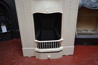Painted Edwardian Bedroom Fireplace 2033B