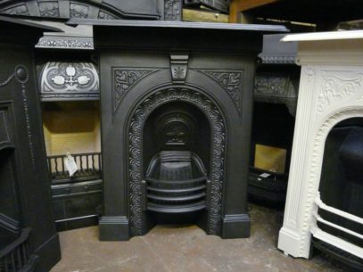 272-918i Victorian Fireplace