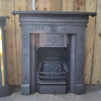 Victorian Cast Iron Fireplace 925MC