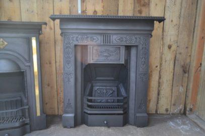 Victorian Cast Iron Fireplace 925MC