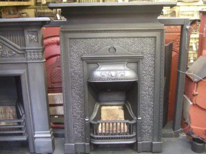 Victorian Arts & Crafts Fireplace