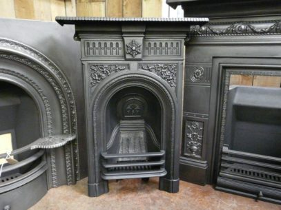 Victorian Bedroom Fireplaces - 001B