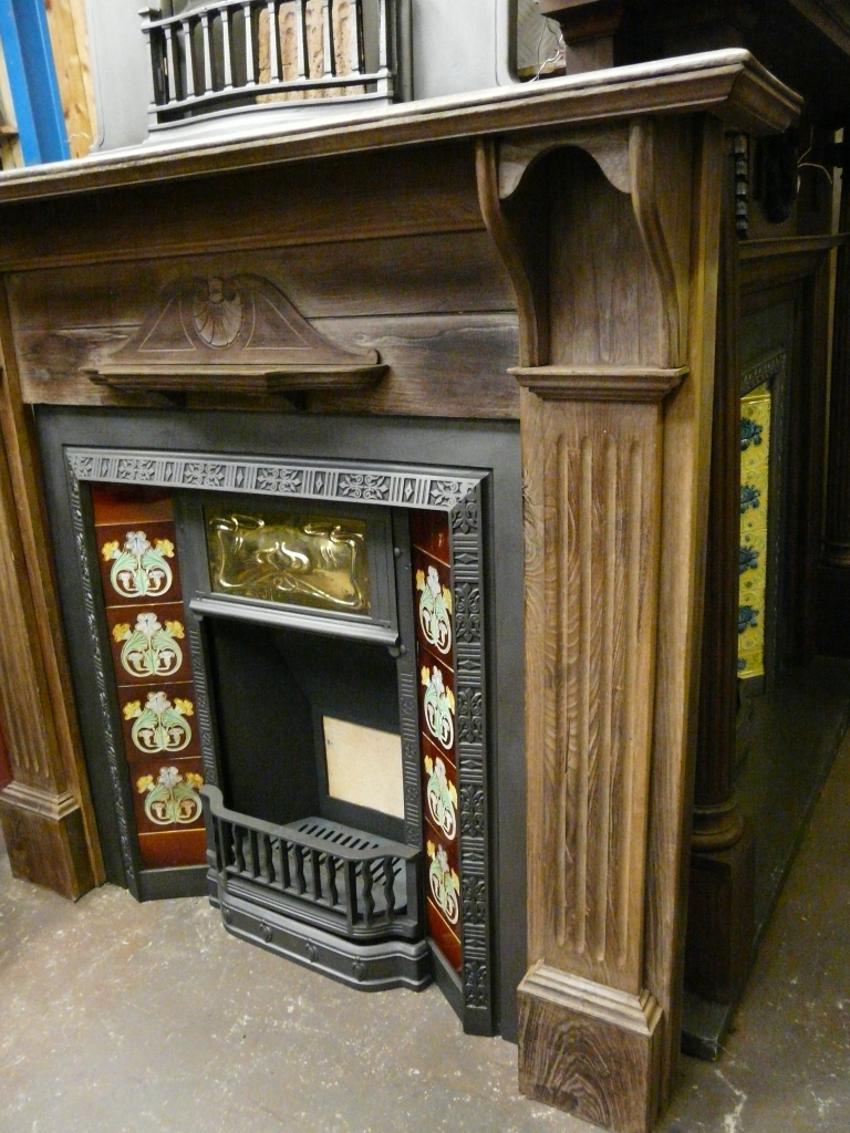 031ws Victorian Fire Surround Old Fireplaces