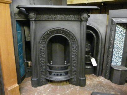 Victorian Fireplace - 080MC