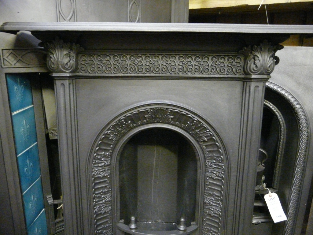 Victorian Fireplace - Manchester - 080MC - Old Fireplaces