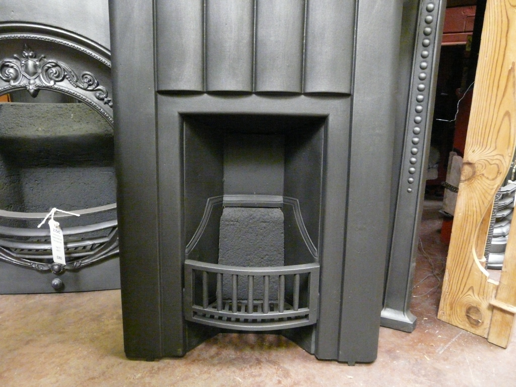 103B - 1930's Bedroom Fireplace - Old Fireplaces