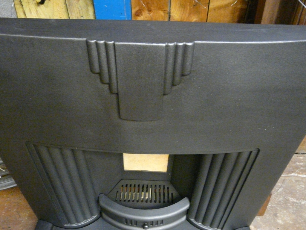 Art Deco Fireplace - 104LC - Old Fireplaces