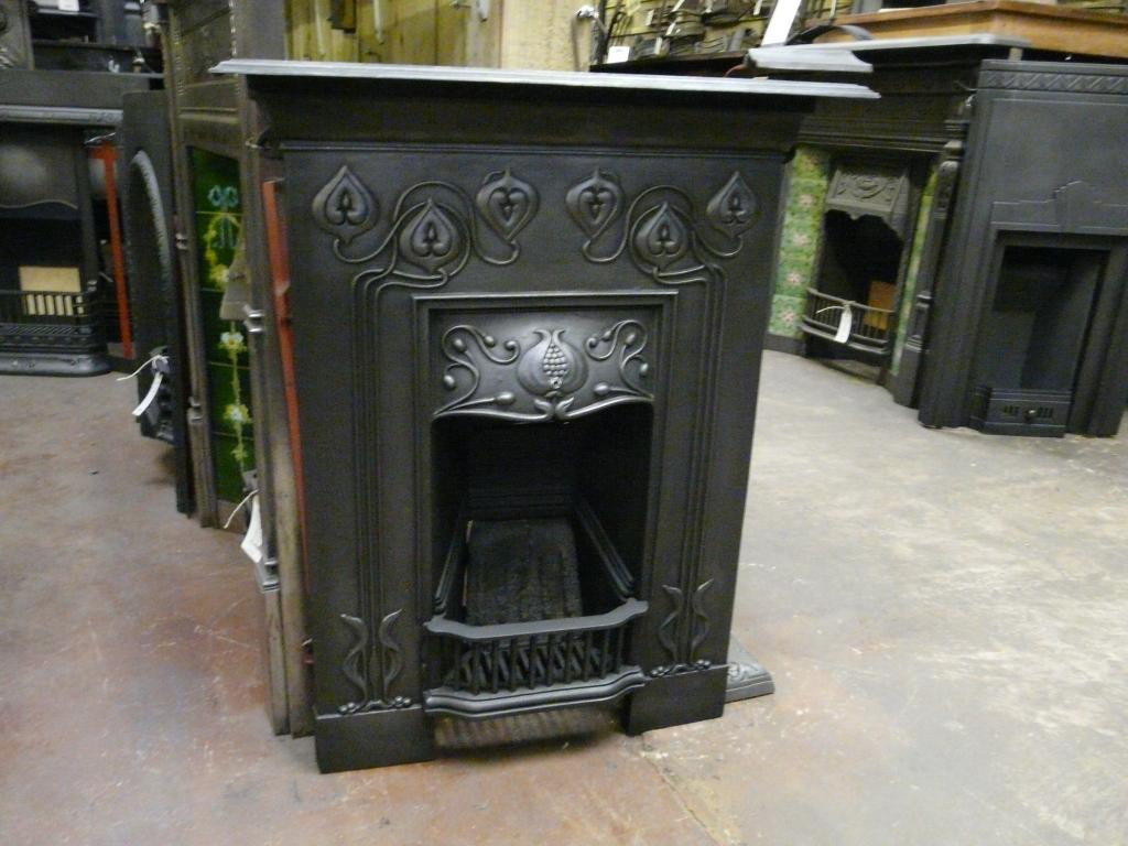 Art Nouveau Fireplace 1024 x 768