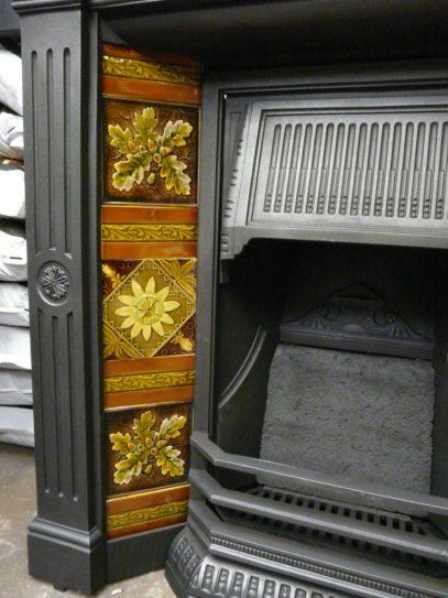 Victorian Fireplace Tiles