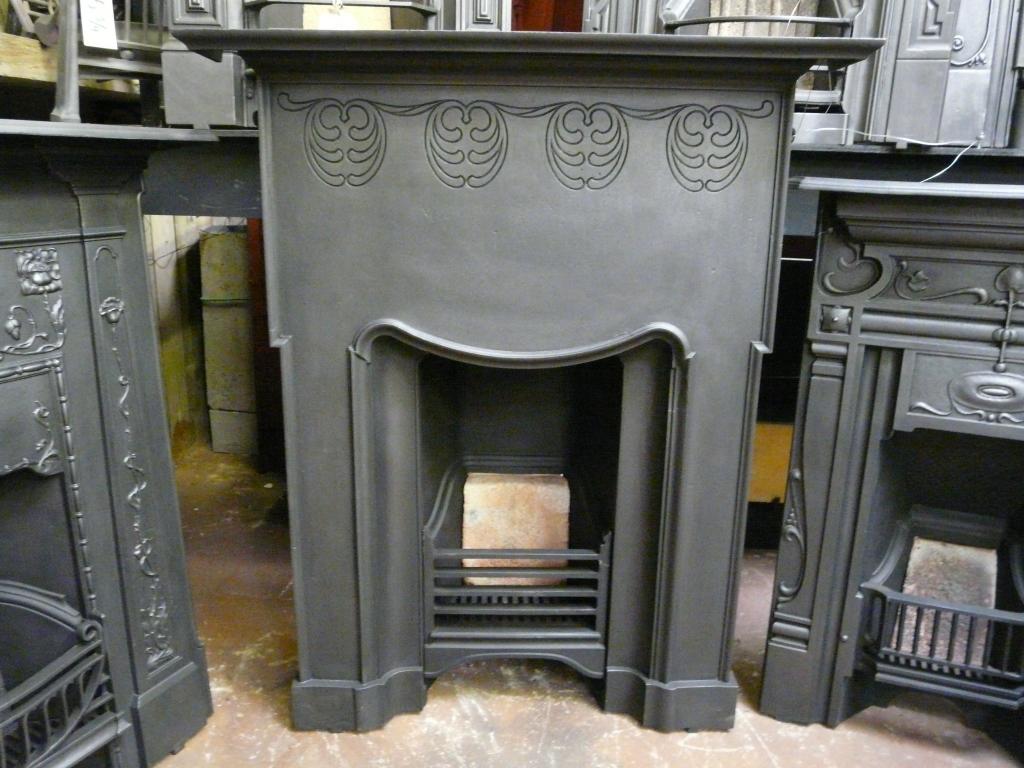 Original Art Amp Crafts Fireplace Liverpool 288mc Old