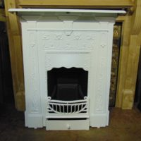 302MC_1864_Original_Art_Nouveau_Fireplace