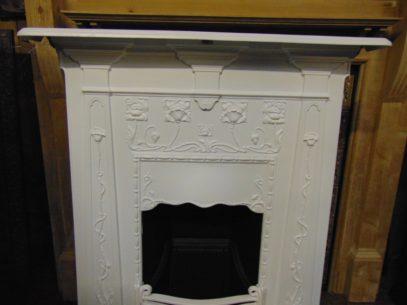 302MC_1864_Original_Art_Nouveau_Fireplace
