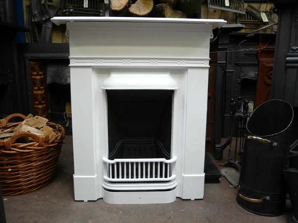 Edwardian Fireplace 255mc Old Fireplaces