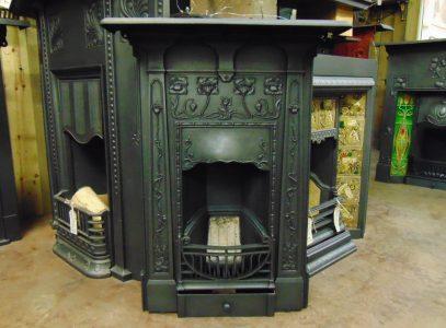 294B_1615_Original_Art_Nouveau_Bedroom_fireplace