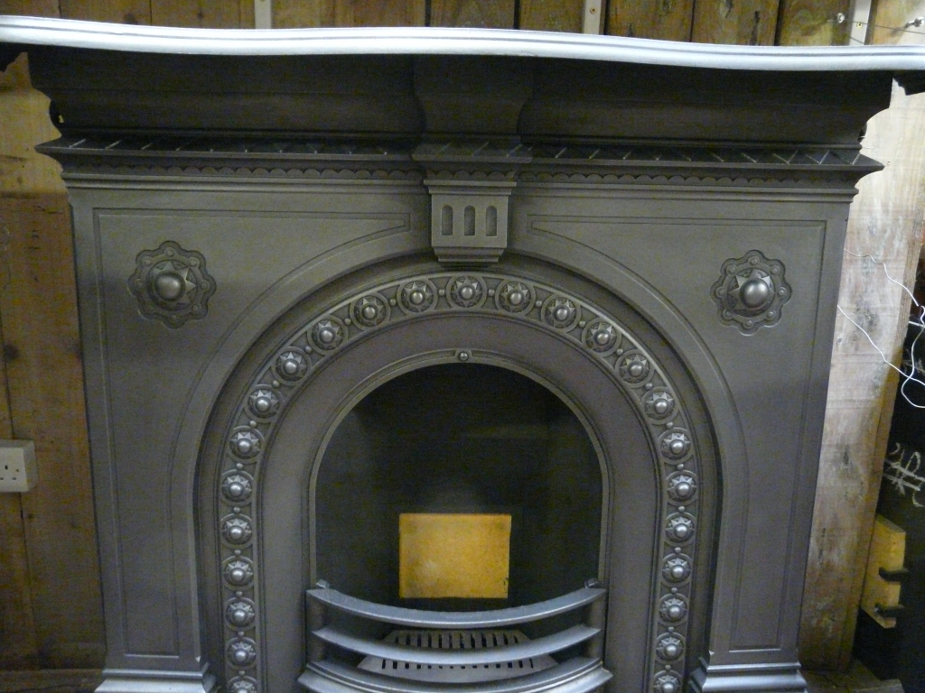 090lc Victorian Fireplace Old Fireplaces