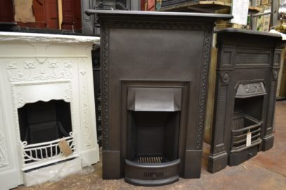 Edwardian Fireplace 986MC - Old fireplaces