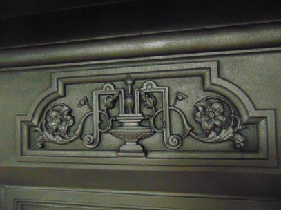 048MC_1808_Victorian_Cast_Iron_Fireplace