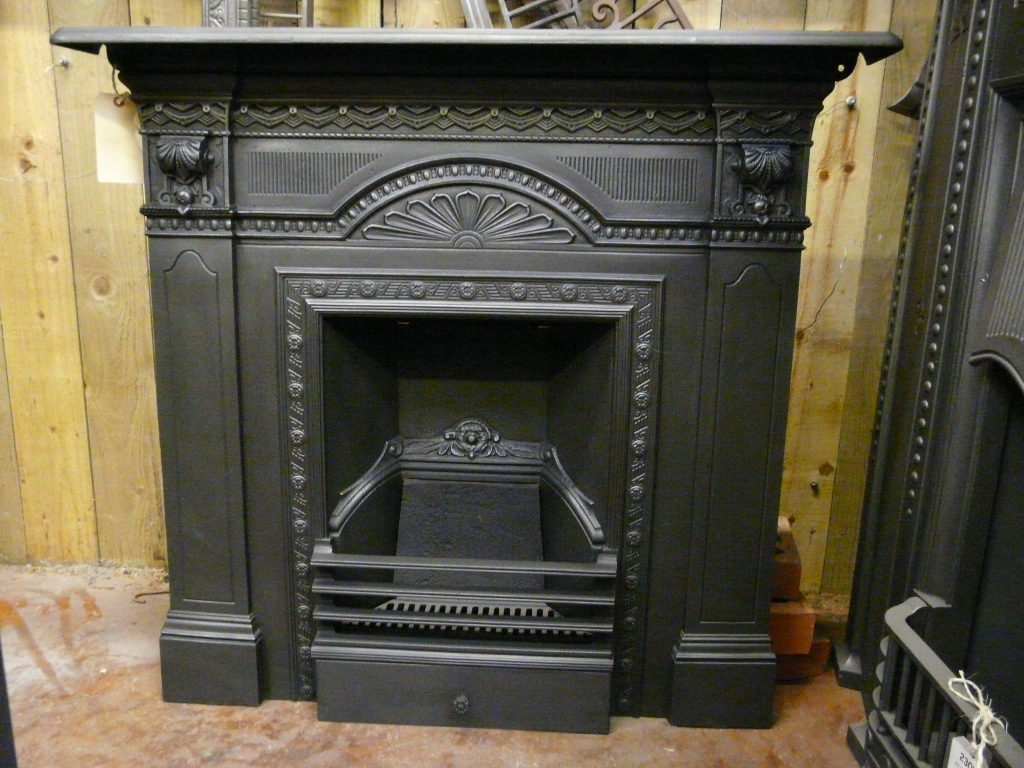 Antique Victorian Fireplace 076lc Antique Fireplace Co