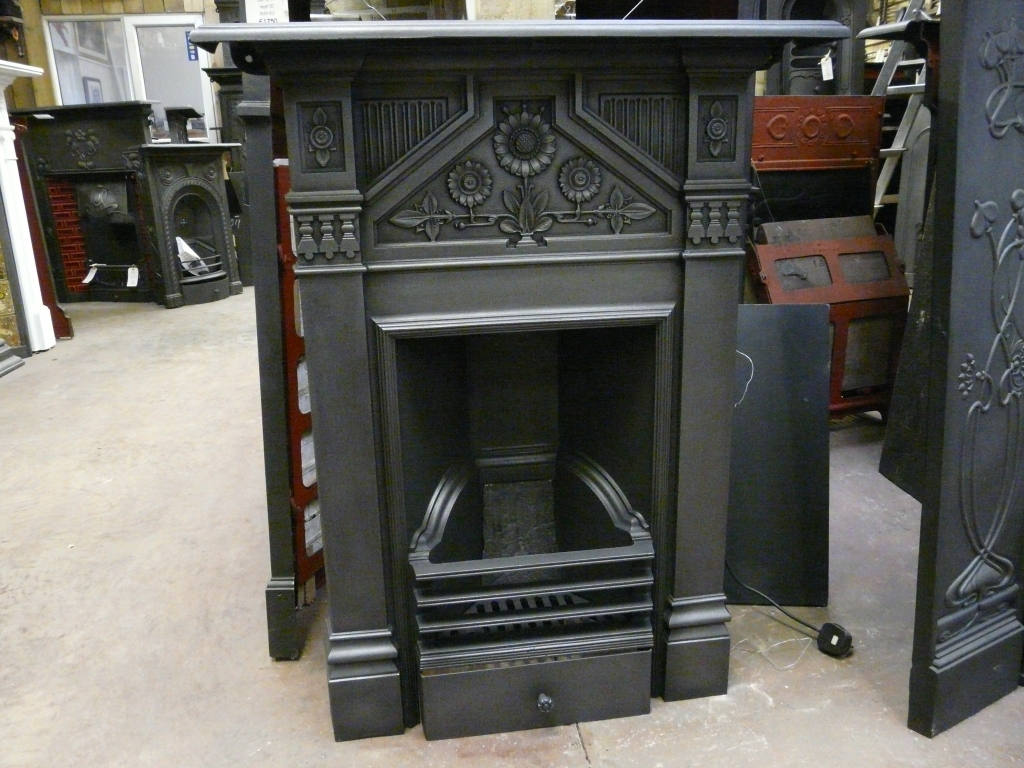 168b 1624 victorian u0027daisy u0027 bedroom fireplace old fireplaces