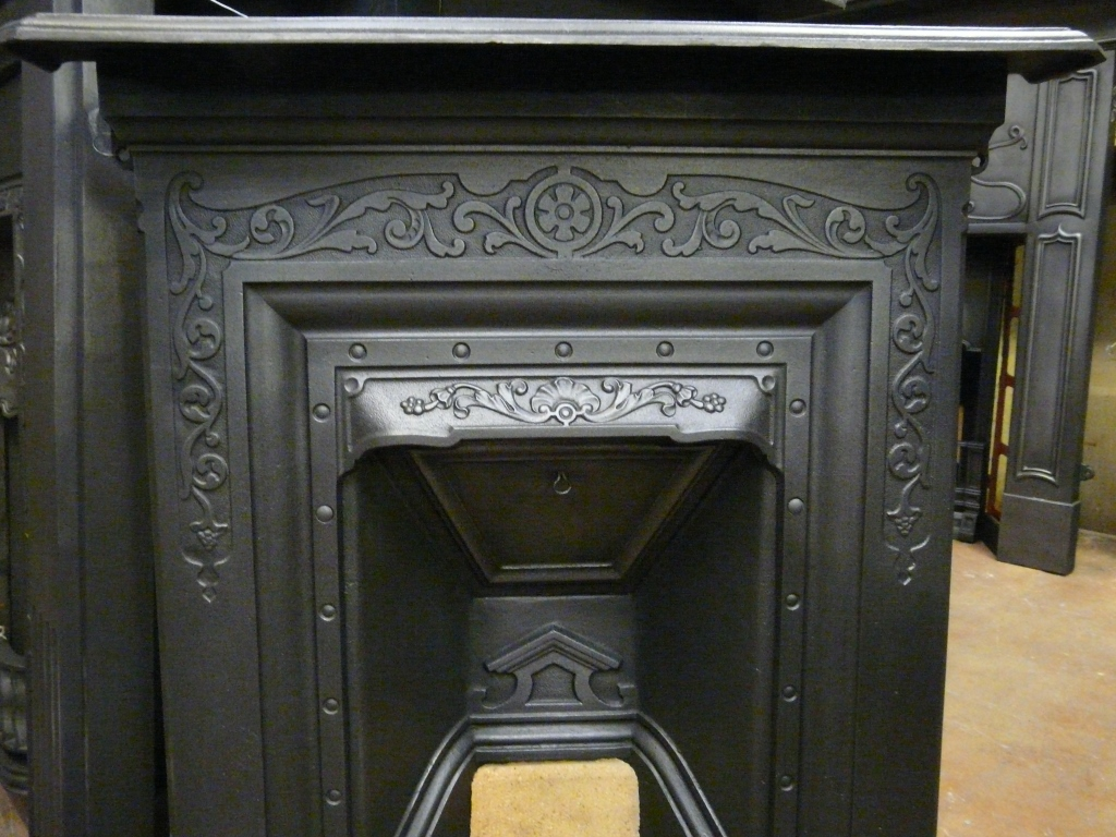 190b Victorian Bedroom Fireplaces Old Fireplaces
