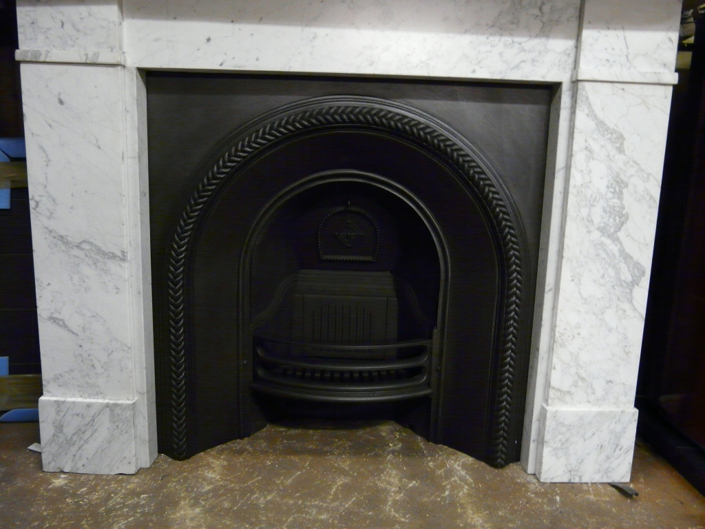 arched fireplace insert 012ai 1038