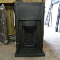 Classic Art Deco Fireplace & Hearth 1438B Antique Fireplace Company.