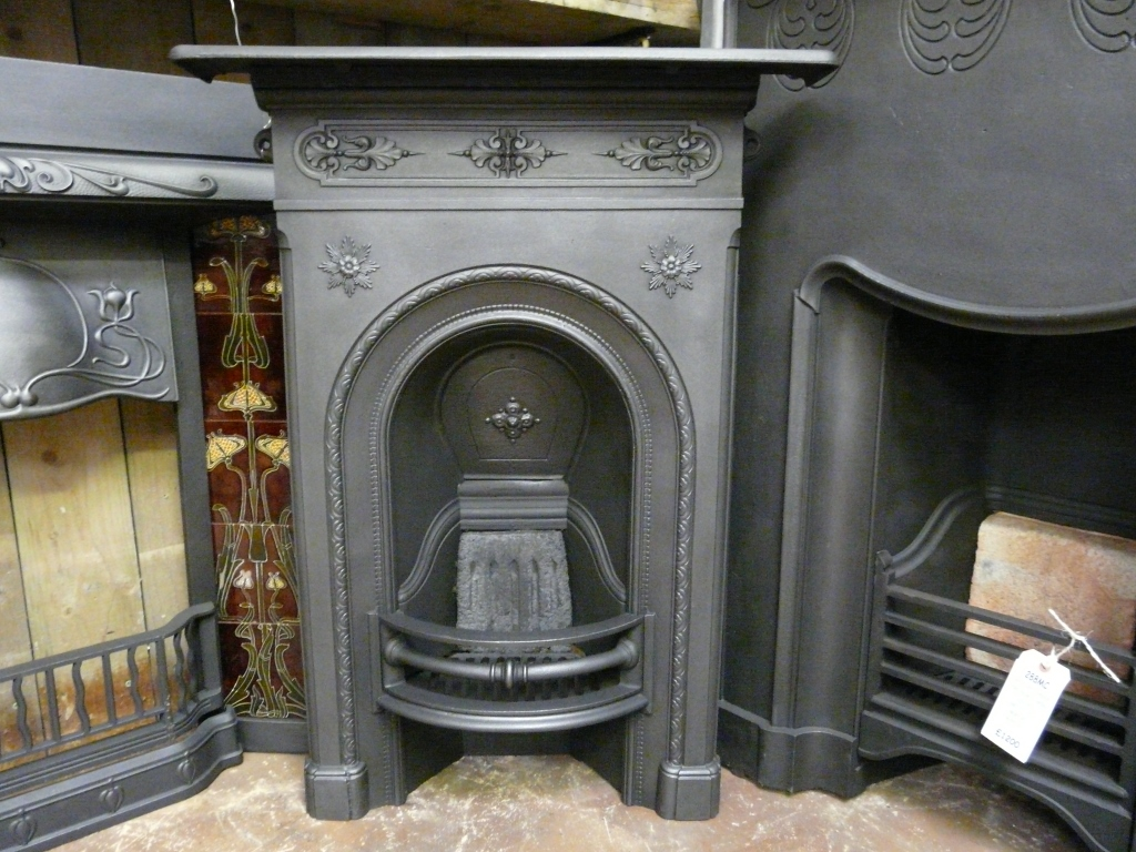 Victorian Bedroom Fireplace 260b 1033 Old Fireplaces