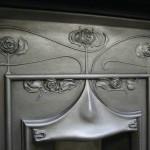 Art Nouveau Fireplaces