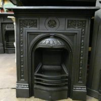 082MC_1366_Victorian_'Primrose'_Cast_Iron_Fireplace