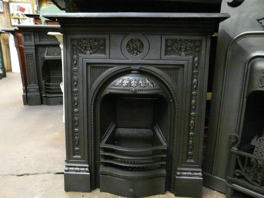 victorian u0027primrose u0027 cast iron fireplace 053mc 1598 old fireplaces