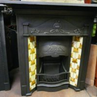 027TC_1054_Art_Nouveau_Tiled_Fireplace_Insert