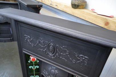 Edwardian Tiled Fireplace 1087TC - Antique Fireplace Company