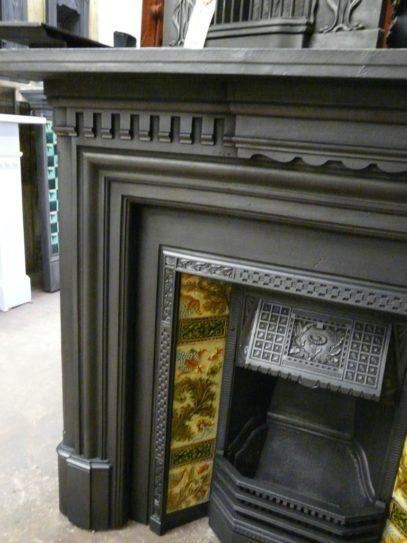 144CS_1079_Late_Victorian_Cast_Iron_Fire_Surround