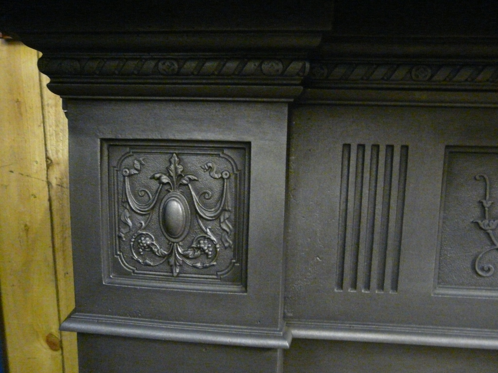 Victorian Fire Surround - 157CS-1090 - Old Fireplaces