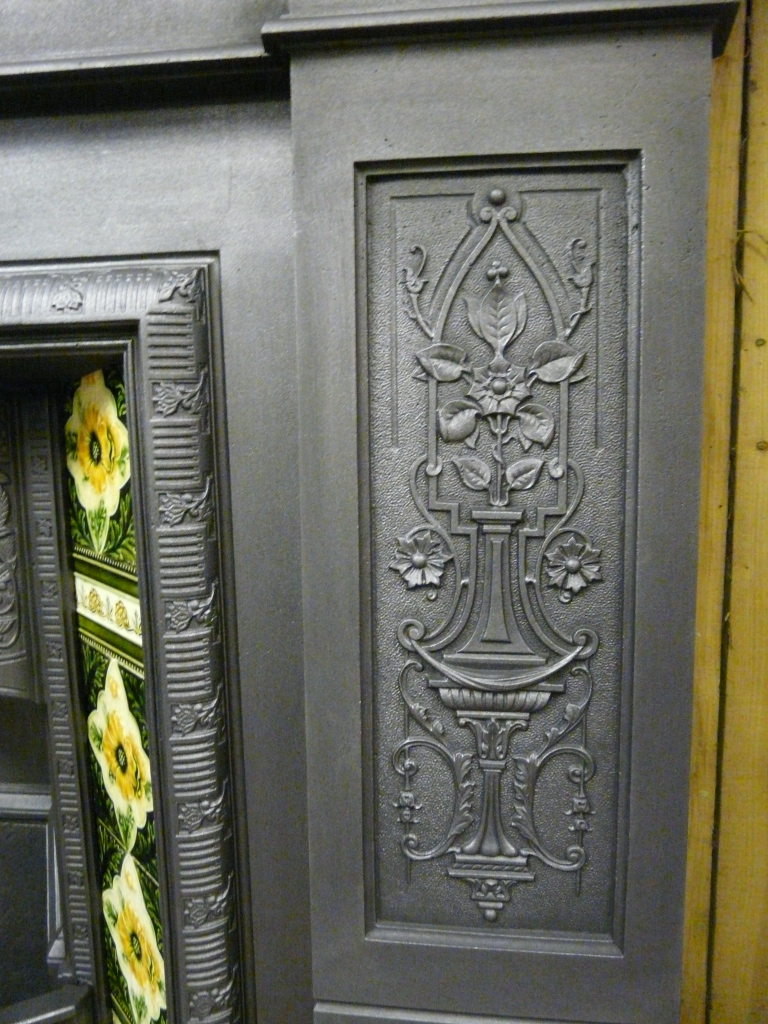 Victorian Fire Surround 157cs 1090 Old Fireplaces
