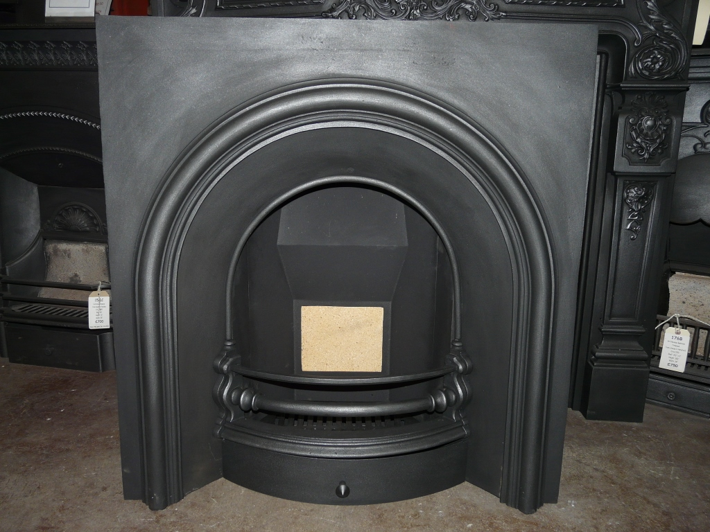 041ai 1127 early arched insert fireplaces