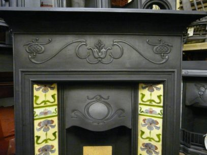 Art_Nouveau_Tiled_Combination_Fireplace_091TC-1118