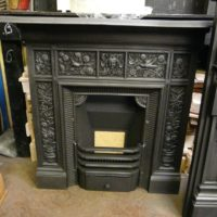 085LC_1140_William_Morris_Arts_&_Crafts_Fireplace