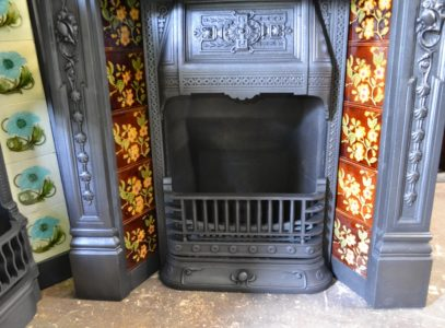 222TC_1918_Victorian_Tiled_Combination_Fireplace