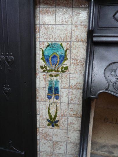 002TI_1184_Antique_Art_Nouveau_Tile_Panels