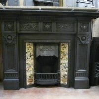 178CS_1331_Victorian_Cast_Iron_Fire_Surround