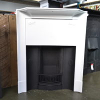 Cat and Mouse Voysey Fireplace 3092LC - Antique Fireplace Company