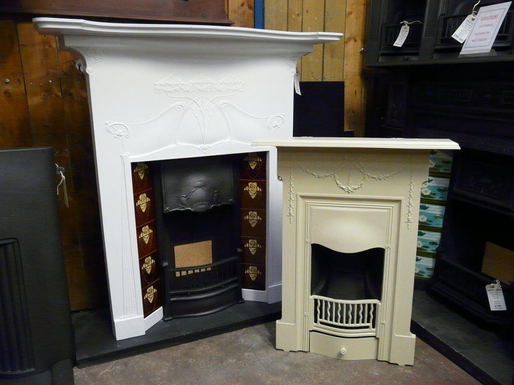 Antique fireplaces cast iron victorian fireplace surrounds Victorian fireplace restoration