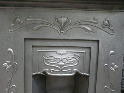 274MC_917_Art_Nouveau_Fireplace