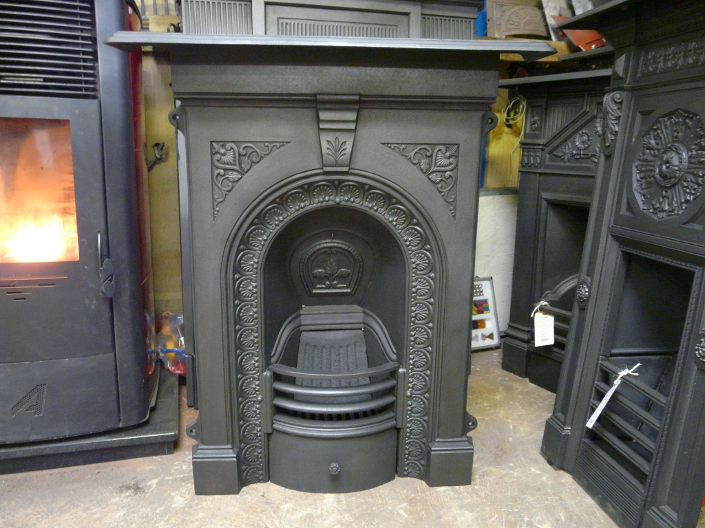 Victorian Bedroom Fireplace 282b 416 Old Fireplaces