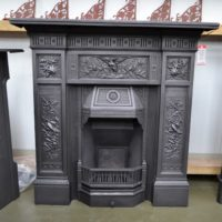 Victorian Arts Combination Fireplace 3076LC