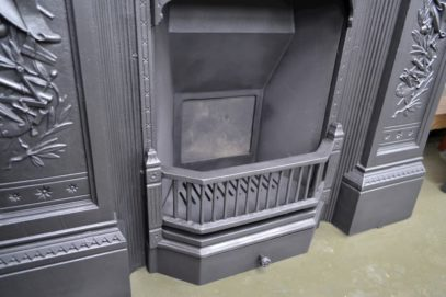 Victorian Arts Combination Fireplace 3076LC - Oldfireplaces