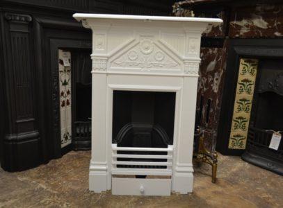 Original Victorian 'Daisy' Bedroom Fireplace 2045B