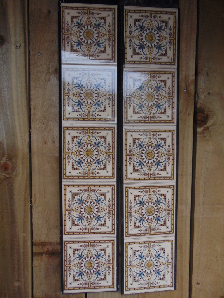Reproduction Fireplace Tiles R002 Antique Fireplace Co