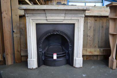 Small Victorian Fire Surround - 4131CS